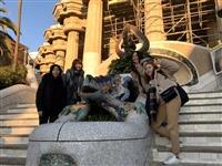 西語四黃莉媞前往陽光國度 感受西班牙熱情