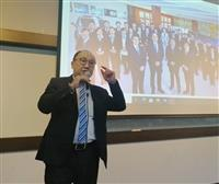 管科系1023邀強龍演講品牌經營