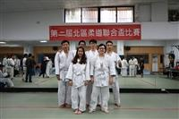 柔道社參加107年北區柔道聯合盃