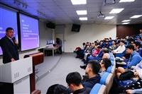 土木系系友大會,莊子華獲頒金禹獎並進行專題演講