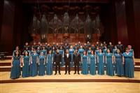 校友合組淡江聽濤合唱團 榮獲台北國際合唱大賽3金獎