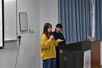 淡江時報記者招生說明會