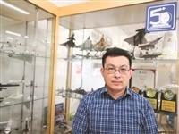 110學年度新任二級主管介紹-航空太空工程學系主任蕭富元