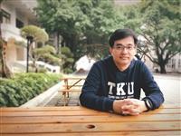 110學年度新任二級主管介紹-全球政治經濟學系全英語學士班主任周應龍