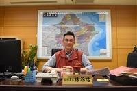 淡江品牌校友齊讚 大傳系校友、新北市政府副秘書長林芥佑