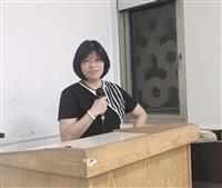 商管學院/管理科學學系、經營管理全英語碩士學位學程主任陳水蓮
