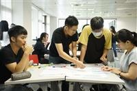 「碩士論文架構,動手學:工作坊的教學操作」