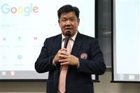 泰國農業大學工學院院長&機械系主任演講