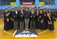 劍道社參加學生盃