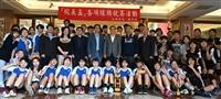 校長盃 男女籃資管運管 男女排電機日文奪冠
