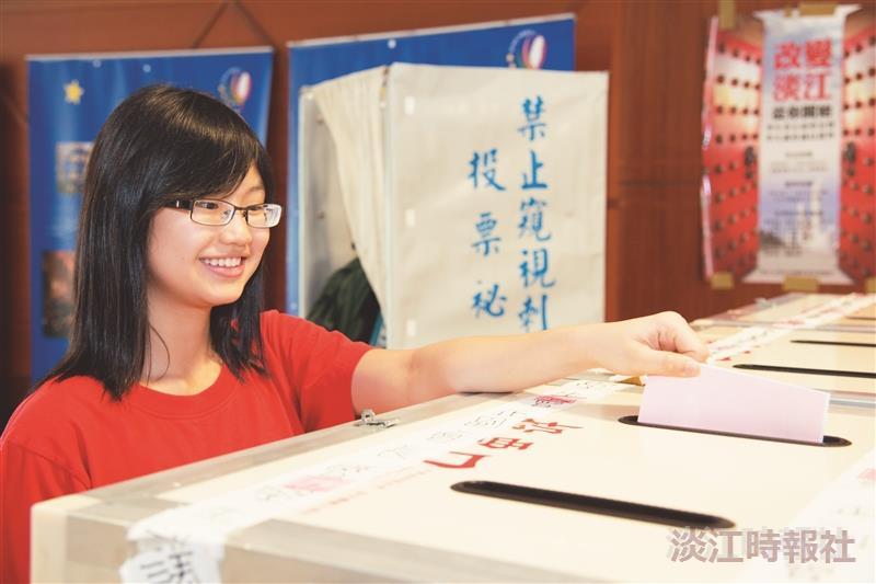 學生會 學生議會選舉 選舉結果出爐 投票率創3年來新高