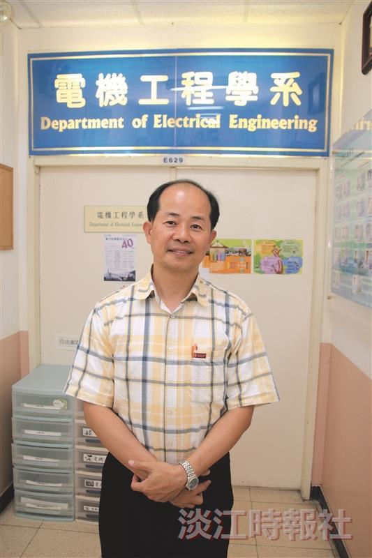 智慧自動化與機器人中心主任 翁慶昌
