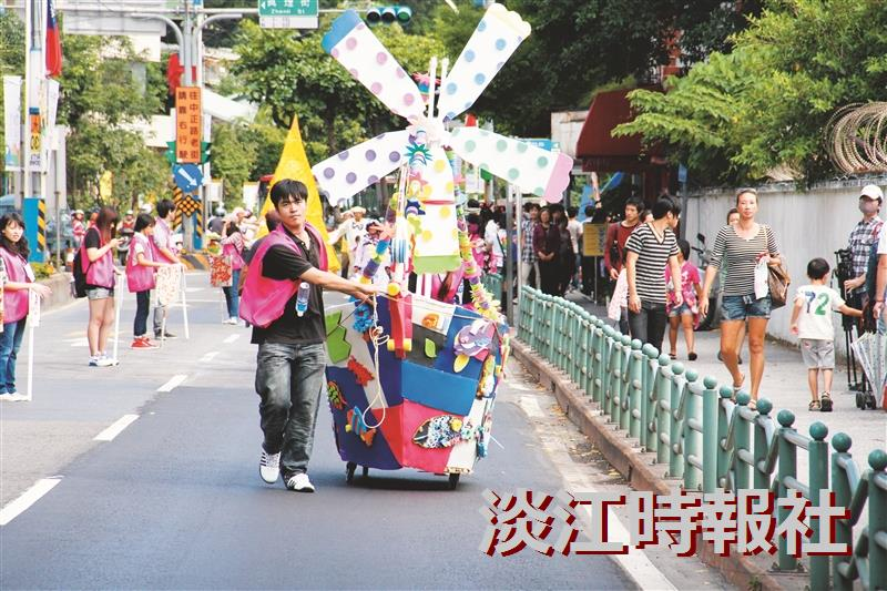 Community Volunteering and the Tamsui Art Festival