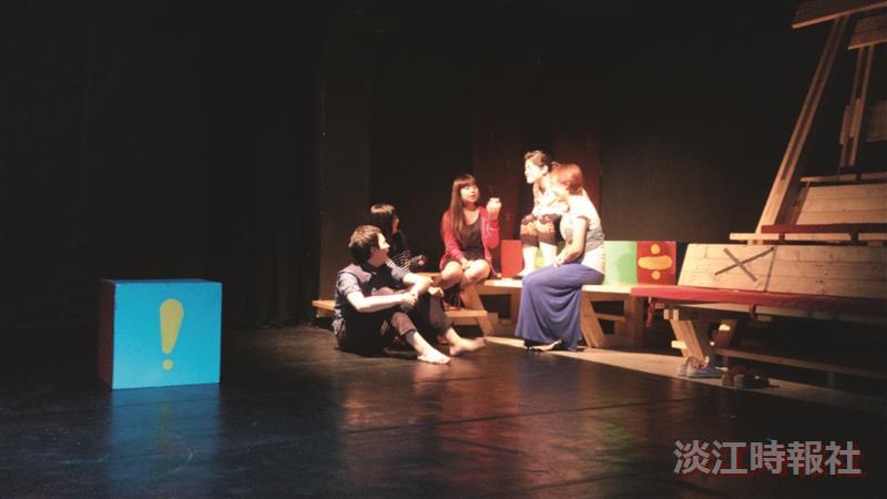 實驗劇團期初公演《彩虹糖》 探討人生得失