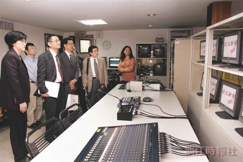 山口大學造訪 文學院人文特色驚豔日本