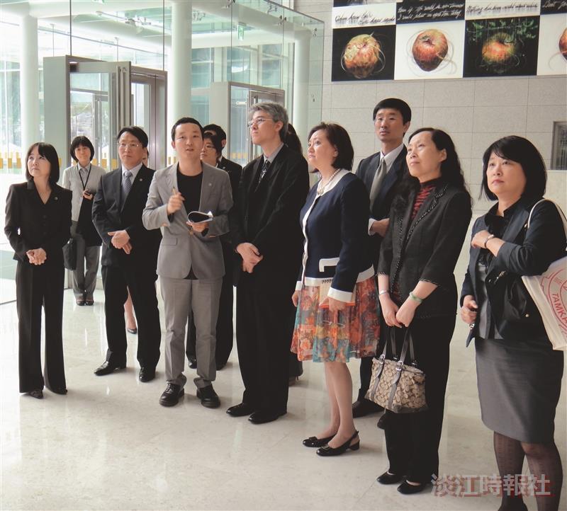 行政參訪團赴韓交流 收穫滿囊