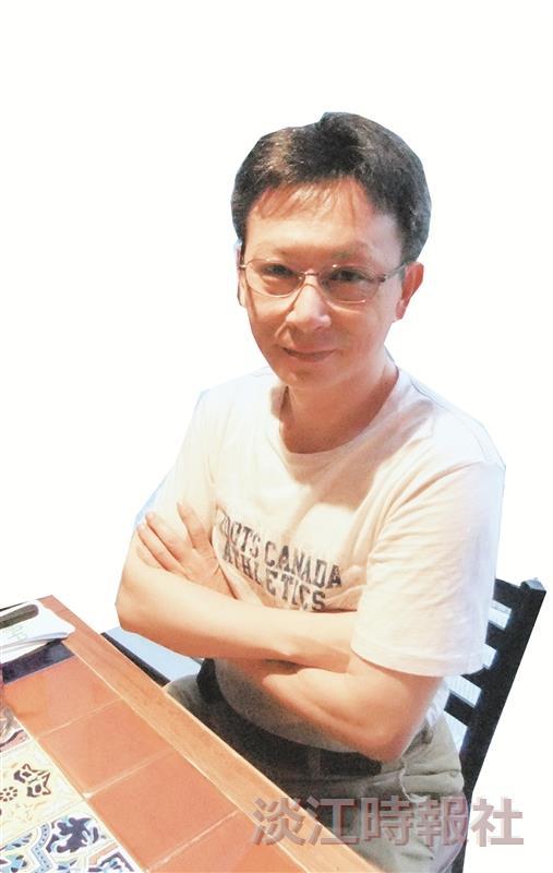 國際企業學系系主任鮑世亨