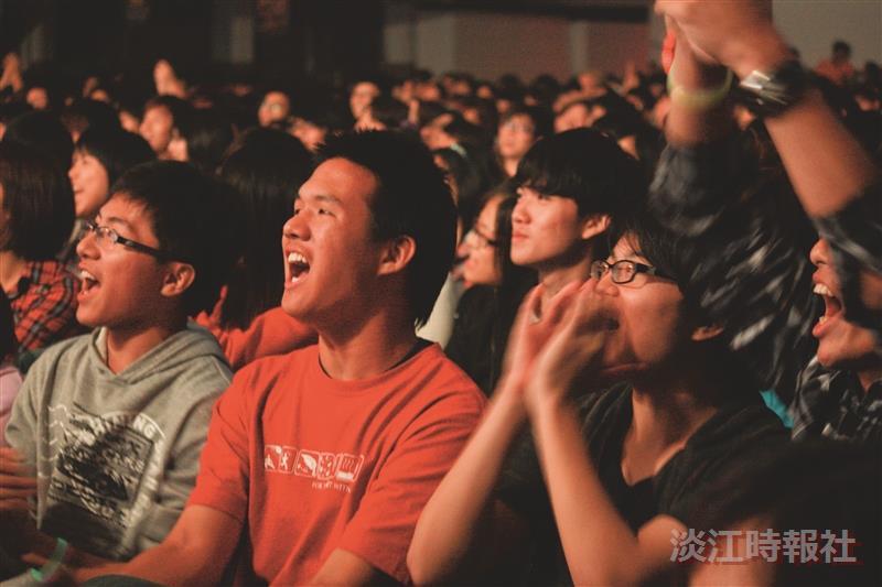 盧廣仲蕭煌奇群星獻唱傳美聲  那人那校那歌掀高潮