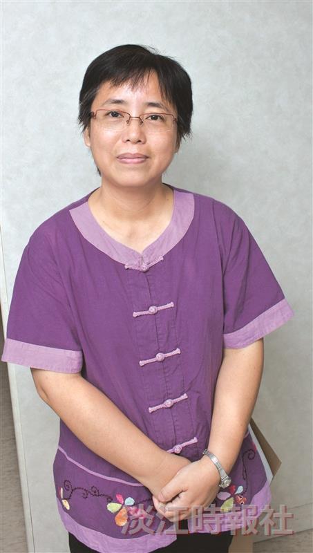 招生組組長 陳惠娟