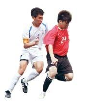 本校足球隊強韌團結 全國大專聯賽冠軍