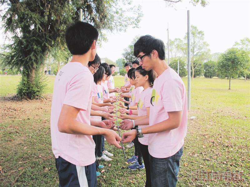 Teamwork and Trust on Display