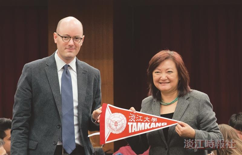 美國CMU師生參訪團 體驗台灣文化促交流