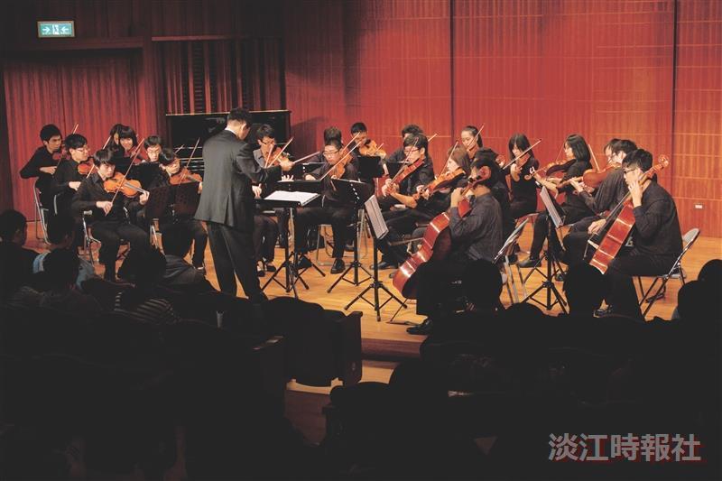 管樂社x弦樂社x鋼琴社期中音樂會 分進合擊