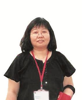 統計學系系主任吳淑妃