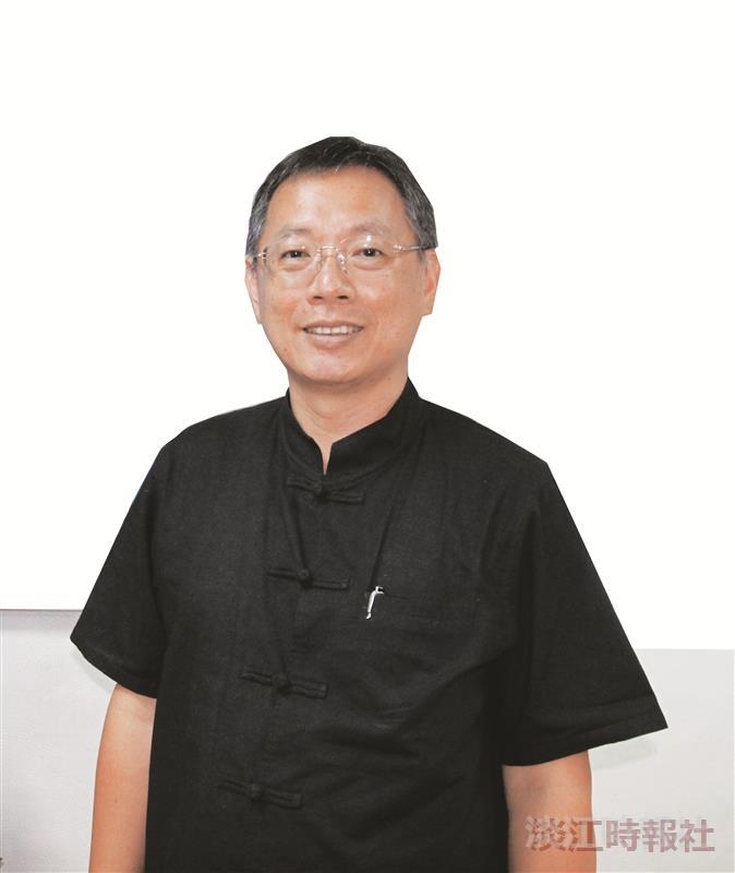 總務處總務長羅孝賢 讓節能減碳成為生活風格