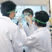 鍾靈化學競賽爆人潮