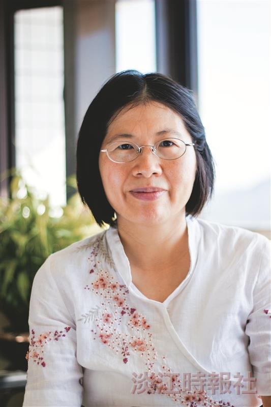 通核中心主任 陳杏枝