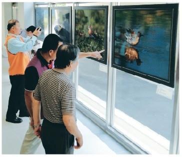 蘭陽校園 生態攝影展 精采絕倫
