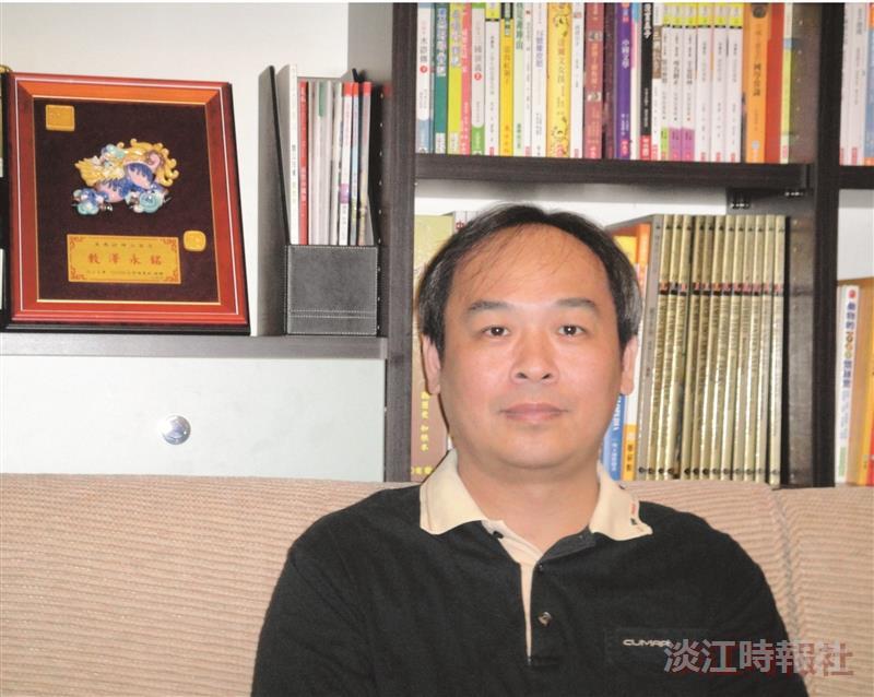 企管系系主任 吳坤山