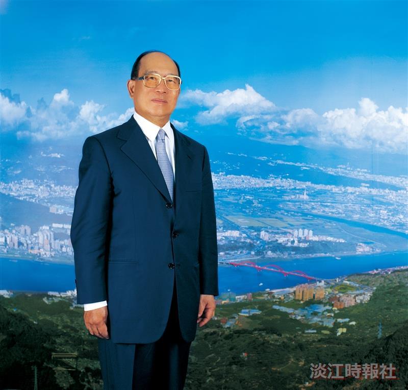 賀淡江時報發行第800期