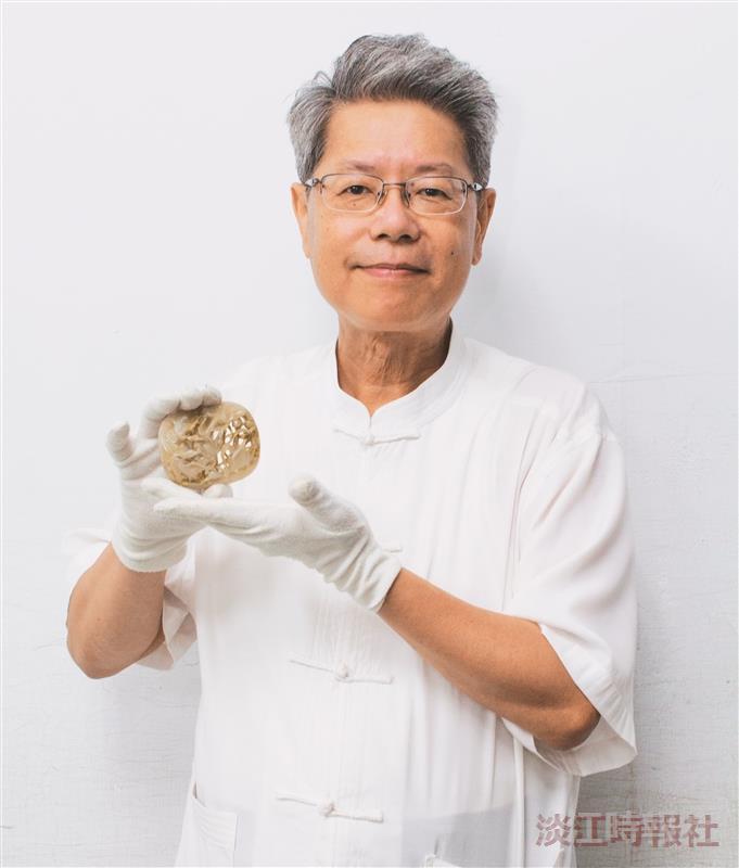 歷史系教授黃建淳 說玉解史神交古人生活樣貌