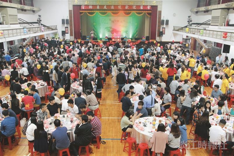 管科博班40週年 5百校友返校祝賀