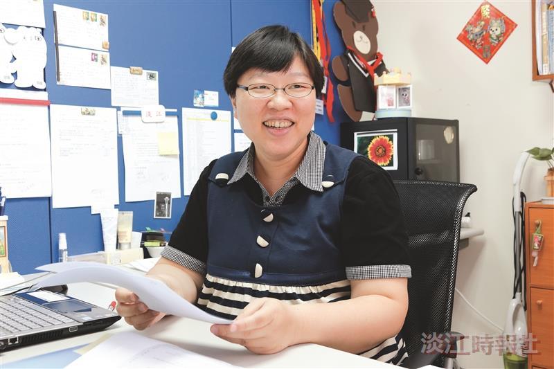 新北市優秀青年 經濟系副教授林彥伶