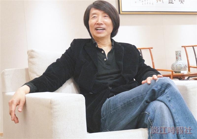 友訊科技董事長高鶴軒 以籃球哲學瞄準雲端商機