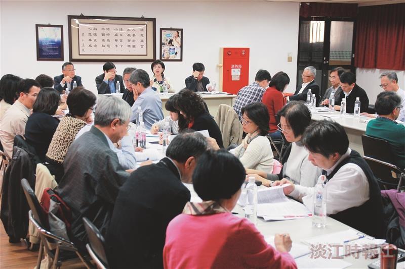 第145次行政會議訪泰山企業田中廠