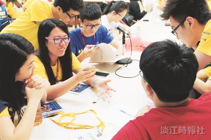 香港城市大學交流服務學習
