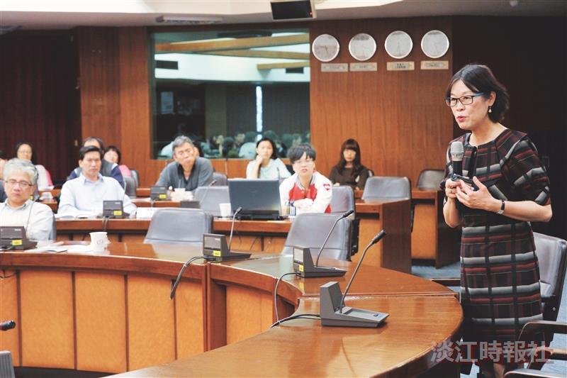 郭麗安談校園性別文化