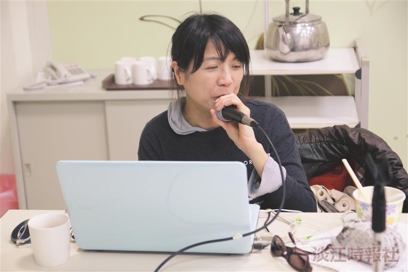 日文系校友李梅桂 勉勵展望未來