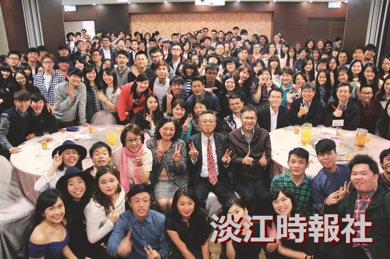 International Students Stay Busy with Fun at TKU