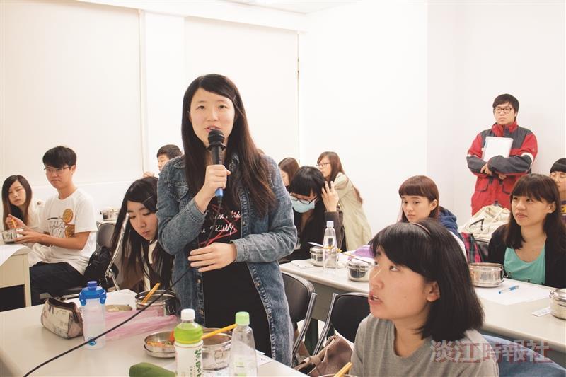 淡江時報培訓30位新進記者