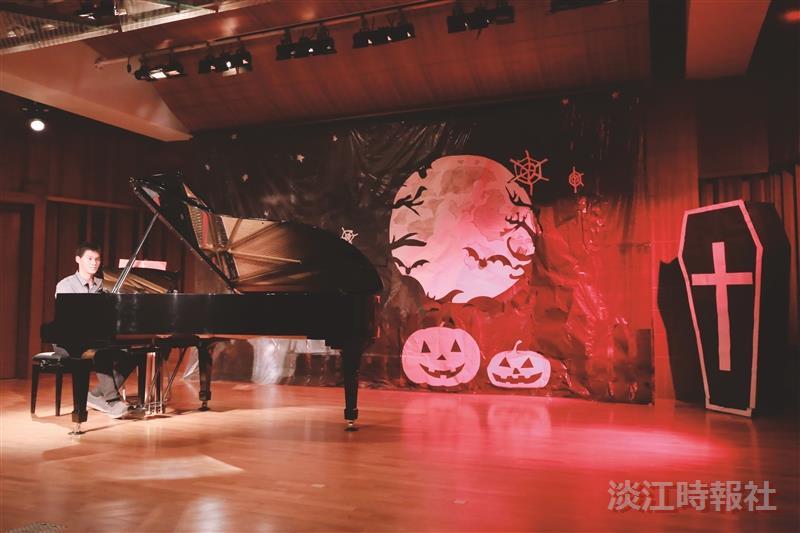 鋼琴社屍琴化藝顛覆古典印象