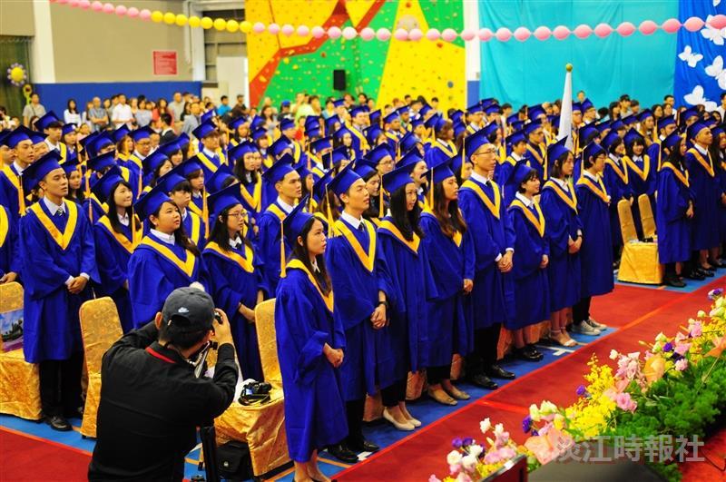 蘭陽畢業典禮