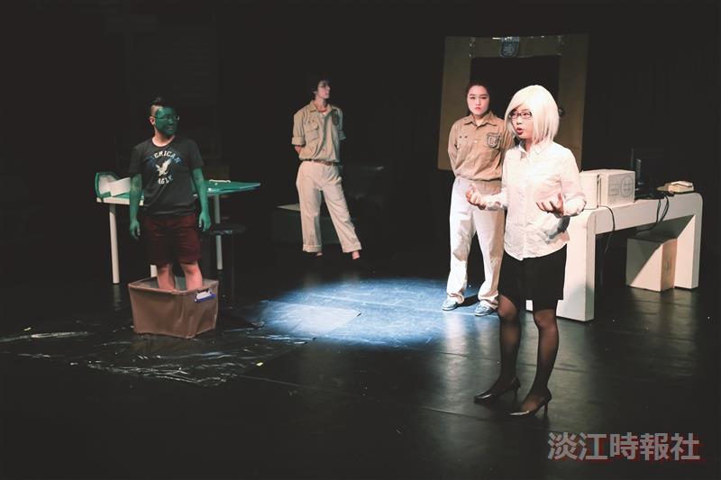 3系戲劇畢業公演 觀眾拍案