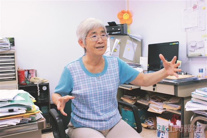 【淡江學術圈】高金美 啟發教師教學 鑽研圖形理論