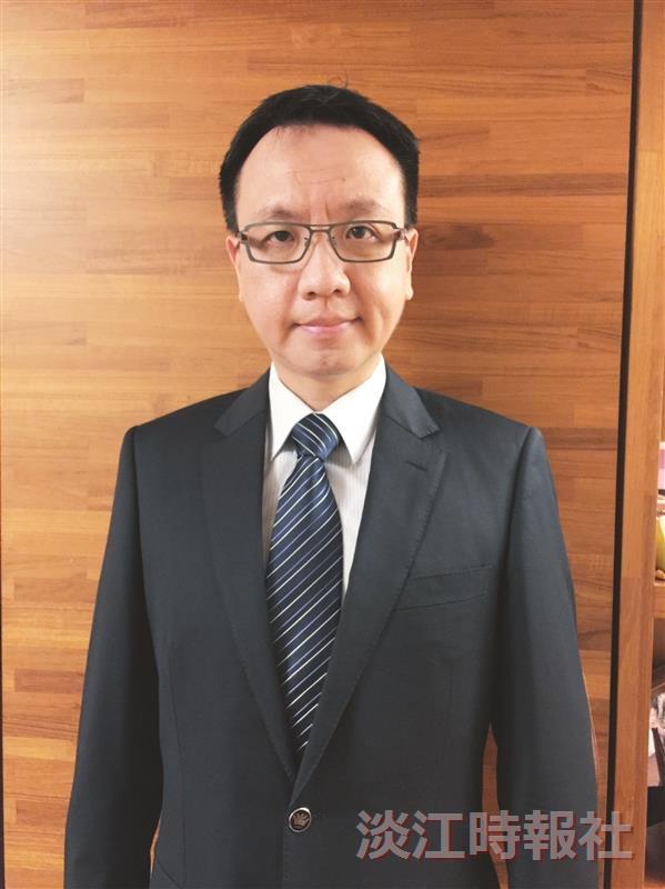 104學年度新任二級主管-國際事務與戰略研究所所長李大中