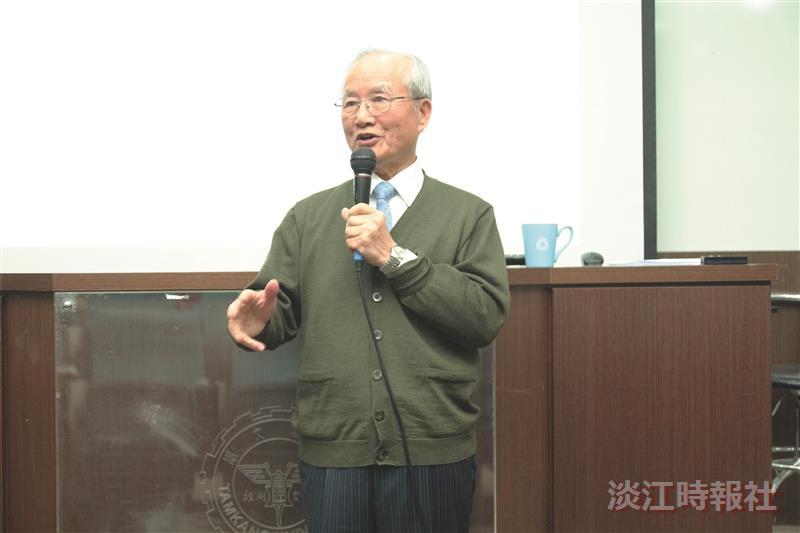 陳定川暢談企業成功要素